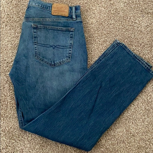 Lucky Brand Other - Men's lucky brand jeans 121 Slim